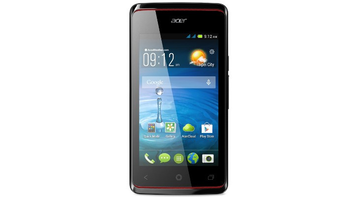 Firmware download Acer Liquid Z200 N/A N/A