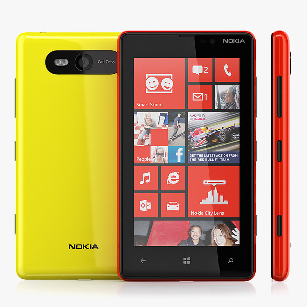 Firmware download NOKIA LUMIA 820 RM-825 3051.50009.1424.0002
