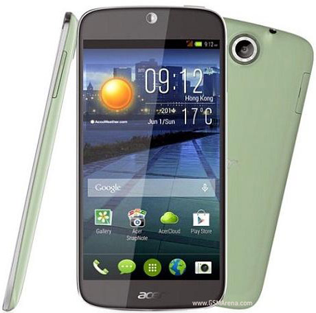 Firmware download Acer Liquid Jade S55 1.029.00 N/A
