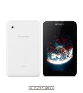Firmware download Lenovo Tab A7-30 A3300-GV MT6582 version 4.4.2