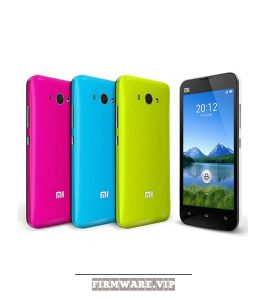 Firmware download XIAOMI MI 2 V8.1.2.0 5.0